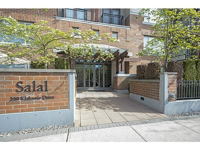 # 112 200 KLAHANIE DR - Port Moody Centre Apartment/Condo for sale, 2 Bedrooms (V1110947) #2