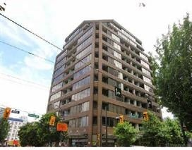 510 1010 HOWE STREET - Downtown VW Apartment/Condo for sale, 1 Bedroom (R2011457) #1