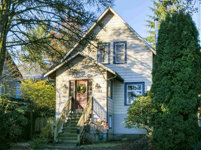 4581 JOHN STREET - Main House/Single Family for sale, 4 Bedrooms (R2017389) #1