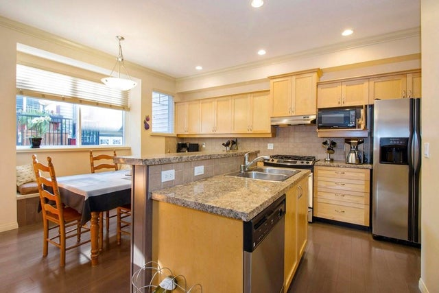 2 3838 ALBERT STREET - Vancouver Heights Townhouse for sale, 3 Bedrooms (R2219200) #6