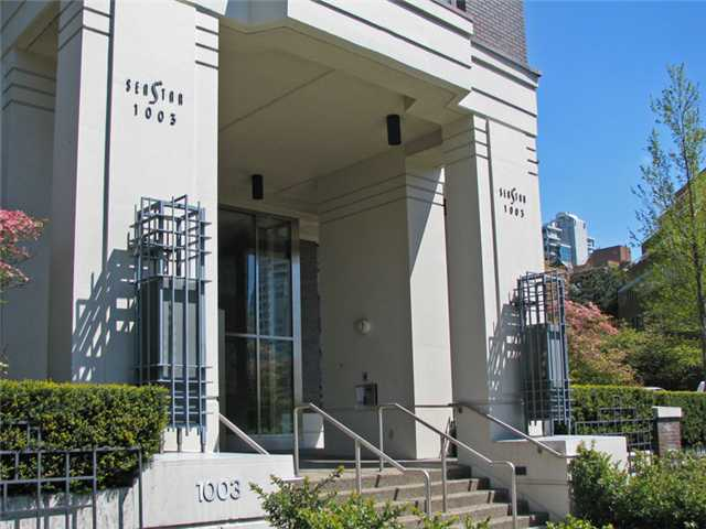 # 1501 1003 PACIFIC ST - West End VW Apartment/Condo for sale, 2 Bedrooms (V840083) #1