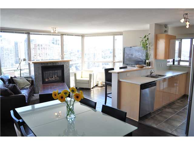 # 1501 1003 PACIFIC ST - West End VW Apartment/Condo for sale, 2 Bedrooms (V840083) #2