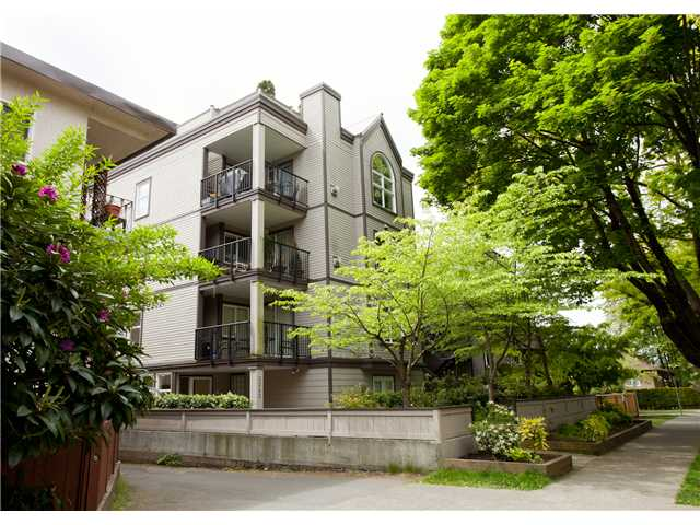 # 1 2282 W 7TH AV - Kitsilano Apartment/Condo for sale, 2 Bedrooms (V953021) #1