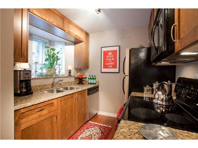 # 1 2282 W 7TH AV - Kitsilano Apartment/Condo for sale, 2 Bedrooms (V953021) #4