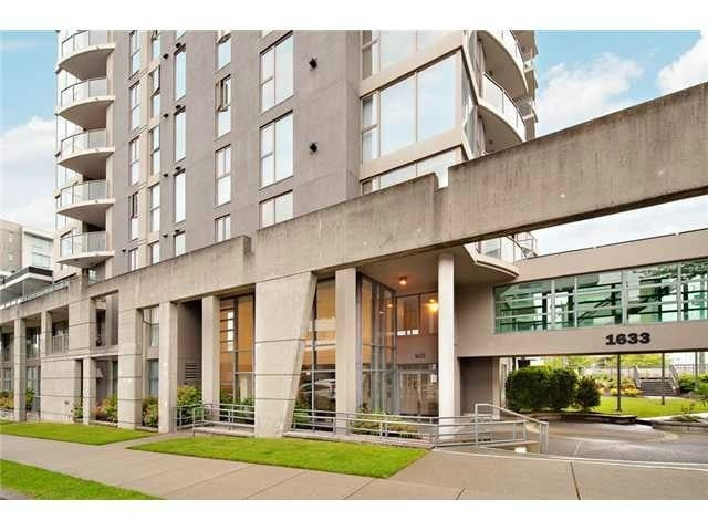 # 305 1633 W 8TH AVE. Vancouver BC - Fairview VW Apartment/Condo for sale, 2 Bedrooms (V1056402) #1